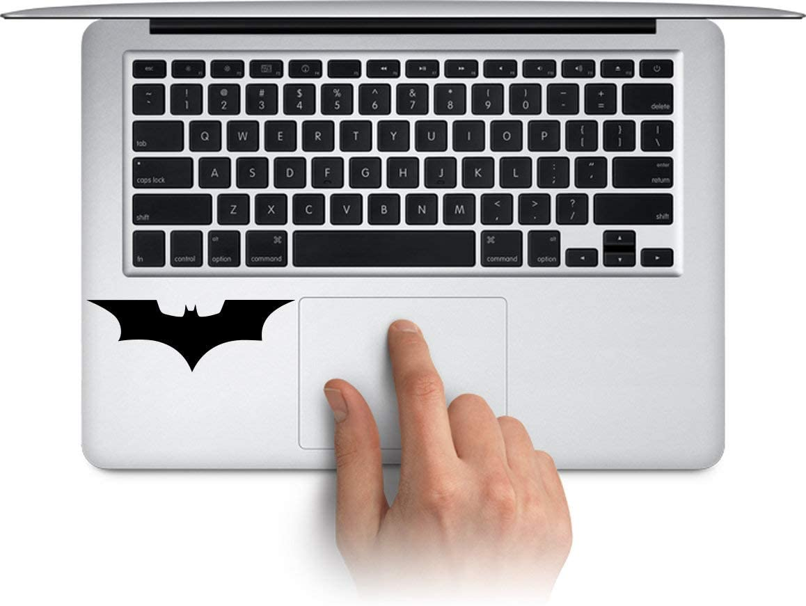 Batman Logo Vinyl Decal Logo Vinyl Decal Sticker for Laptop MacBook Car Window Cup Bottle Truck Stickers Decal Made in US (Message for Color)