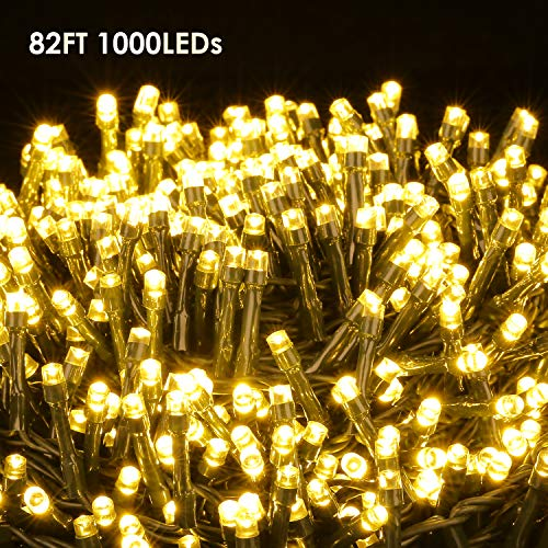 1000 Outdoor Christmas Lights