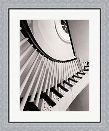 Amazon.com: Winding Staircase by Mindy Sommers Framed Art Print Wall ...