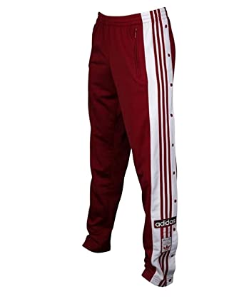 7d9cee089c6c Adidas Originals Men s Adibreak Snap Track Pants CZ0680 (M) Rust Red ...