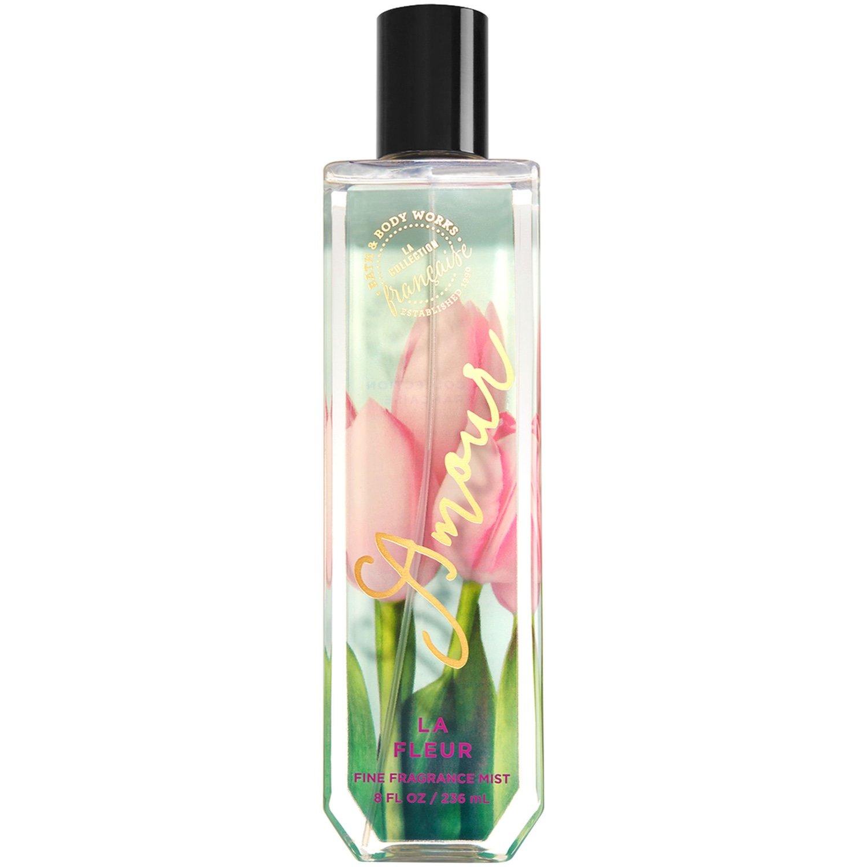 Bath and Body Works La Fleur Fine Fragrance Mist Spring Tulips 8 Ounce 2017