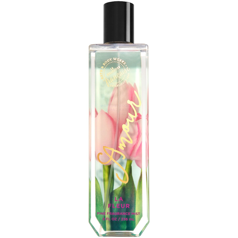 Amazon Com Bath And Body Works La Fleur Amour Mist And Cream Set