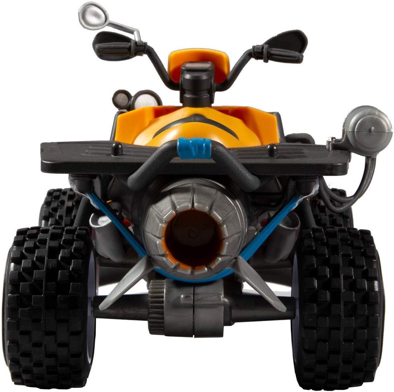 Fortnite Quadcrasher Vehicle Toy Amazon Com Mcfarlane Toys Fortnite Quadcrasher Vehiculo De Accion Multicolor Toys Games