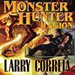 Monster Hunter Legion: Monster Hunter, Book 4
