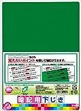 クツワ STAD 暗記下敷 B5サイズ VS009G 緑