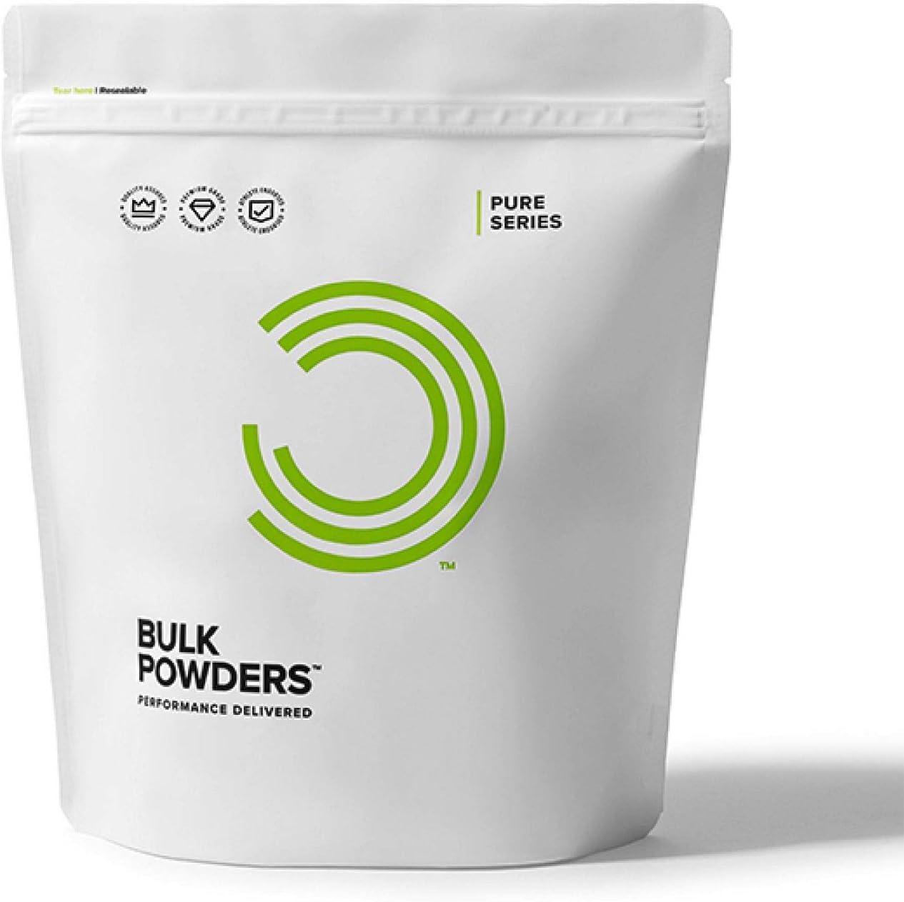 Bulk Powders 1Kg Strawberry Pure Whey Protein: Amazon.es ...