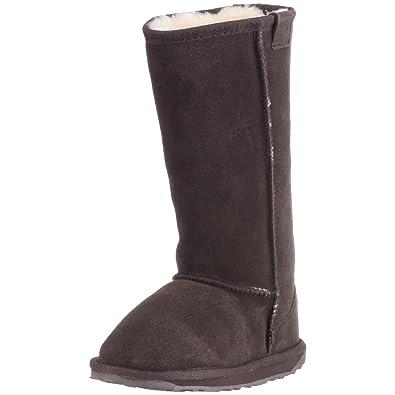 EMU Wallaby Lo,Unisex - Kinder Stiefel, Beige (Chestnut), 24 EU (7 UK)