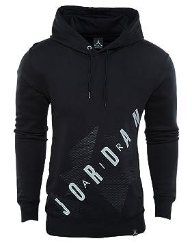 Nike AJ 6 Sudadera Línea Air Jordan, Hombre, Negro (Black/Anthracite), XS: Amazon.es: Deportes y aire libre
