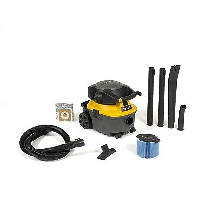 Amazon.com: TWORKSHOP aspiradora y soplador seco/hú ...
