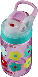Contigo Autoseal Gizmo Sip Kids Water Bottle, 14 oz., Thistle (73099)