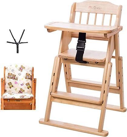CCBABYGJY Tabouret Haut bébé Siège Enfant Chaise bébé siège