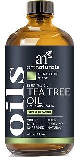 Aceite Esencial Del Árbol Del Té Puro Y Natural De Art Naturals De 120 ml -