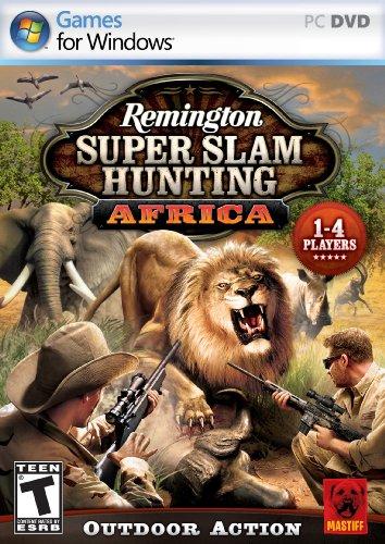Remington Super Slam Hunting: Africa - PC Big Buck Game