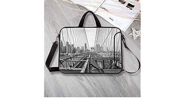 634c9788cfb3 Amazon.com  Modern Portable Neoprene Laptop Bag
