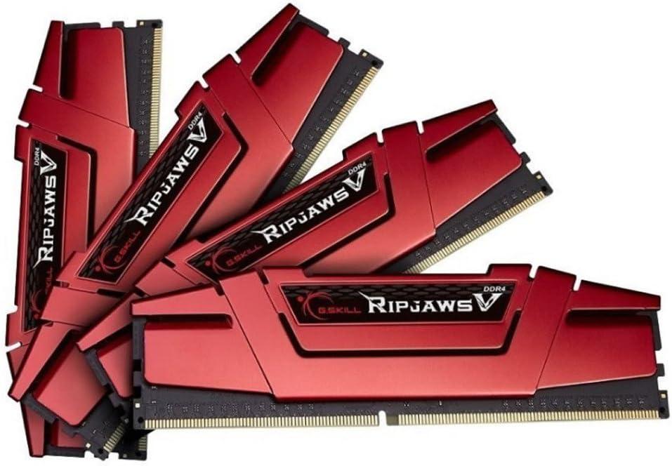 G.Skill Ripjaws V 4x 8GB 2400MHz