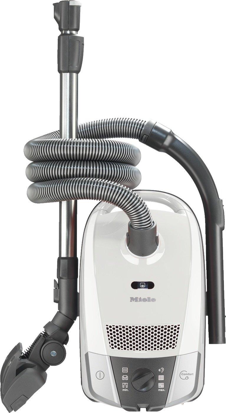 Acquisto Miele Compact C2 Allergy Ecoline Aspirapolvere, 550 watts, 3.5 litri, 71 decibels, Bianco Loto Prezzo offerta