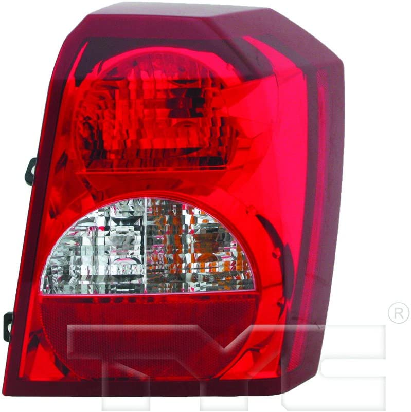 TYC 11-6203-00-1 Compatible with DODGE Caliber Right Replacement Tail Lamp