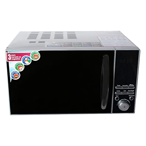 godrej gmx23ca3 23 litre convection microwave oven sliver amazon rh amazon in First Microwave Oven Invented First Microwave Oven Invented