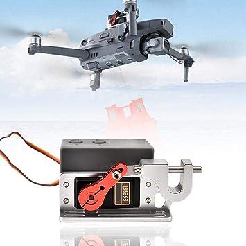 Lanzador de Drone, Sistema de Caída de Aire Cebo de Peces Anuncio ...