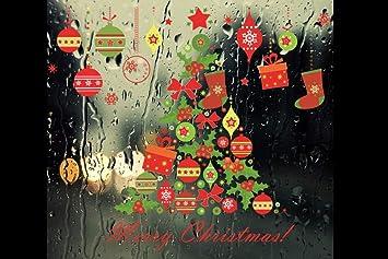 Weihnachten Geschenke 2019.Frooke 2019 Heiße Frohe Weihnachten Wandaufkleber Dekoration