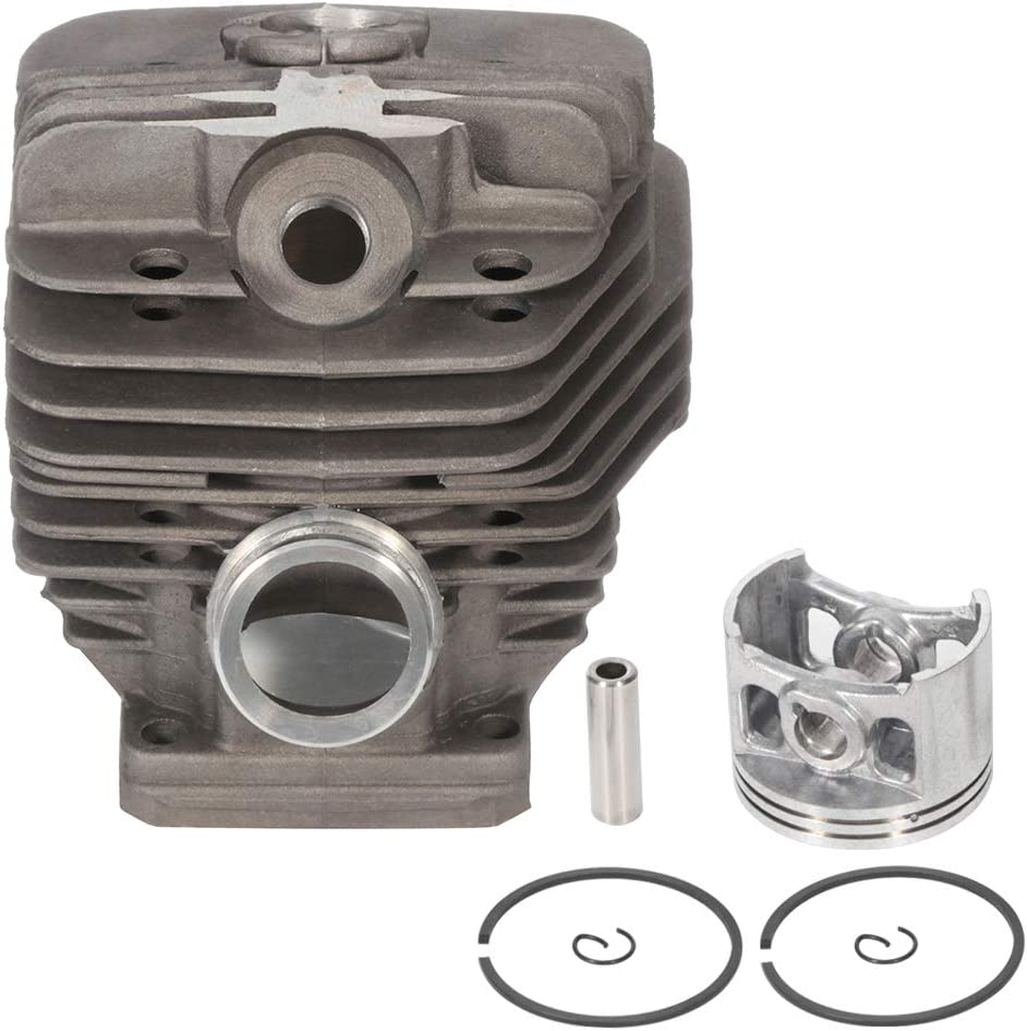 56mm Cylinder Piston /& Ring Kit For Stihl 066 MS660 066 Chainsaw Parts