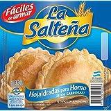 La saltena empanadas dough shell x 15 unidades x 15 in case