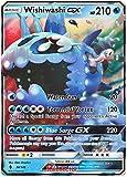 Pokemon TCG Guardians Rising Single: Wishiwashi-GX 38/145