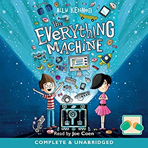 The Everything Machine Audiobook