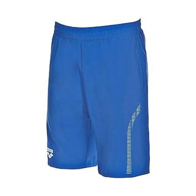 88468670fd Amazon.com: Arena Swim 1D349 Youth Team Line Long Bermuda Short: Clothing