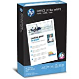 HP Paper, Office Ultra White, 20lb, 11 x 17, Ledger, 92 Bright, 500 Sheets / 1 Ream (172000), Made In The USA