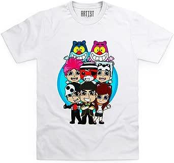 Artist Nueva camiseta Team WGF Lyon Camiseta Novita – When Gamers Fail – Lyon Youtuber Italia Bianco 38: Amazon.es: Ropa y accesorios