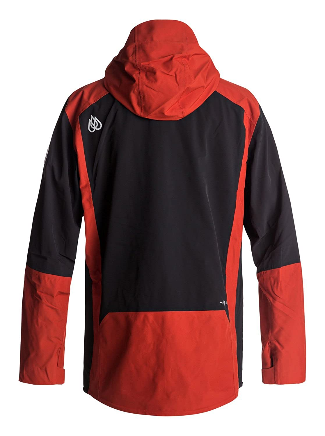 Quiksilver Mens Travis Rice Stretch Snowboard Ski Jacket