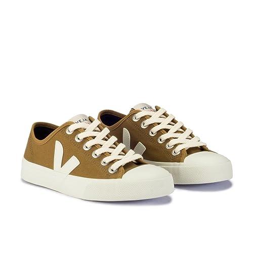 Veja Wata Tent Pierre - zapatillas Zapatos plateado SUPERGA para mujer dPT97p