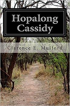 Book Hopalong Cassidy