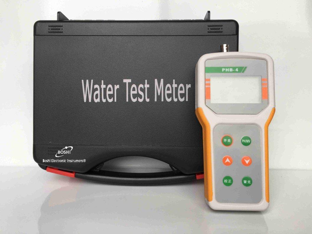 Analyzers Microcomputer-based Phb-4 Ph Metertemperature Compensation Ph Monitor Tester Range:0.00~14.00ph Accuracy:+-0.01ph Atc Ph Meters