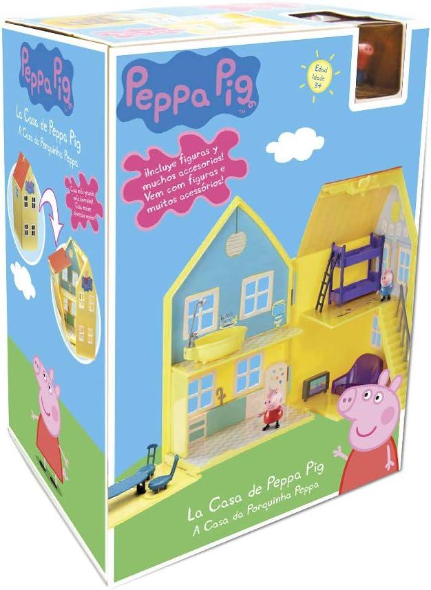 Peppa Pig - Playset La Casa de Peppa Pig: Amazon.es: Juguetes y juegos