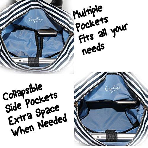 Kaylaa Premium Breast Pump Bag (Luxury Stripe) by Kaylaa (Image #6)