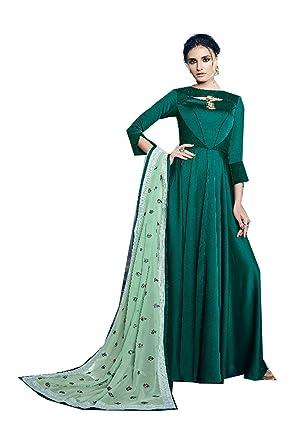 daindiashop-USA Indian Readymade Long Gown Kurti Ready to wear for ...