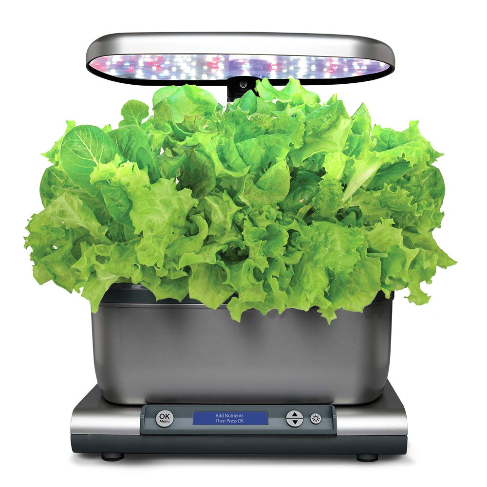 AeroGarden Harvest Grey by AeroGarden (Image #4)
