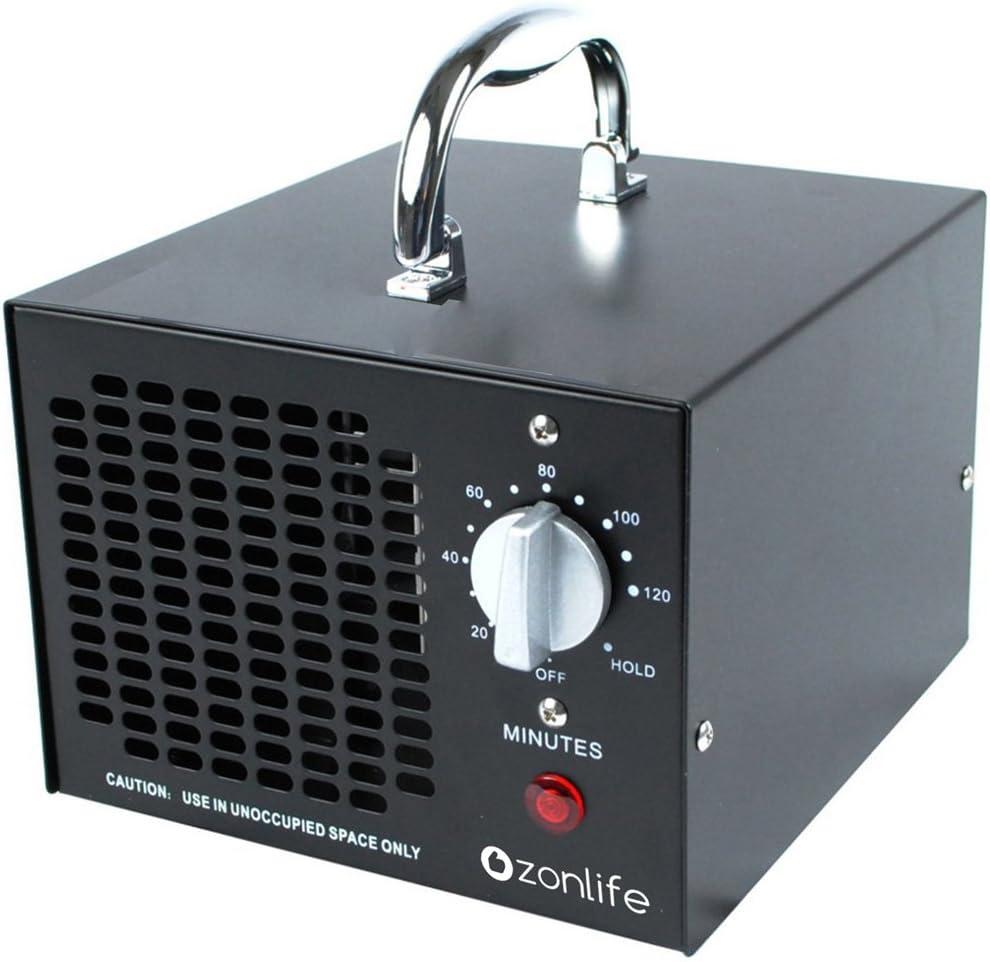 Generador de ozono profesional perfecto para limpieza de aire en ...