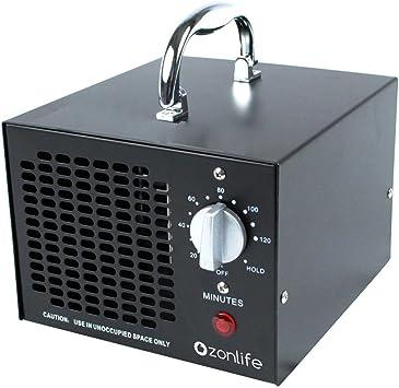Generador de ozono profesional perfecto para limpieza de aire en el coche, desinfección de cocina, reducción de formaldehído para baño, etc. 3500mg new: Amazon.es ...