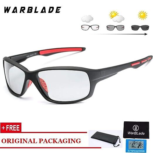 Gafas de Sol fotocromáticas de conducción Chameleon HD ...