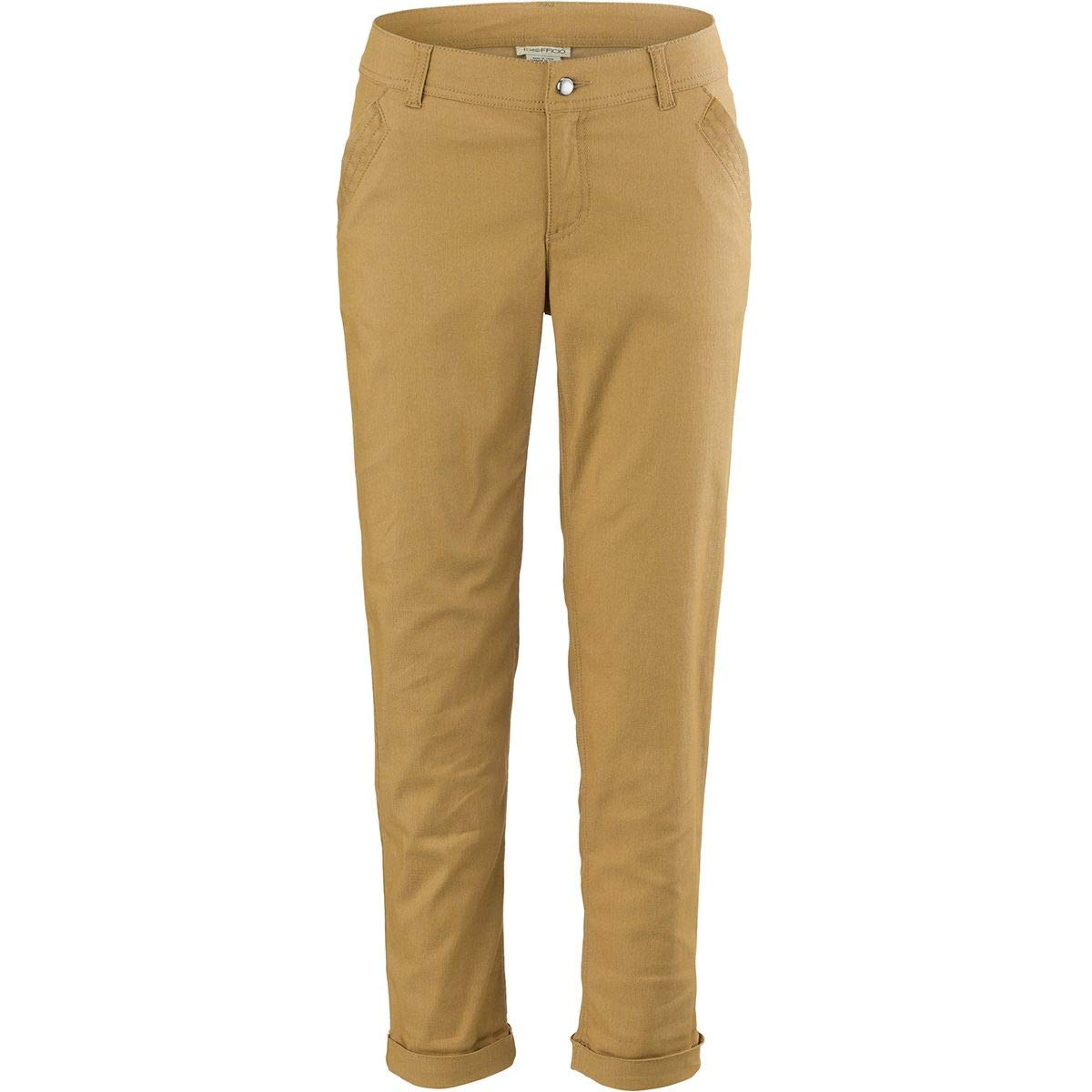 ExOfficio Sol Cool Costera Ankle Pant - Women's Scotch, 10