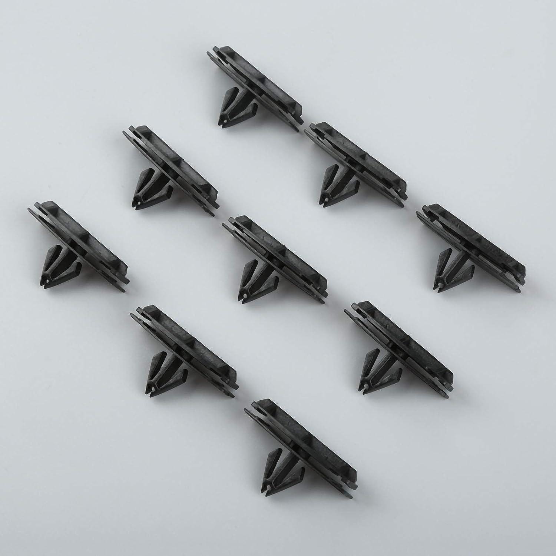 Mtsooning 25 pezzi clip per parafango e stampaggio