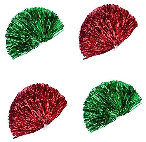 rouge Color pommes Pure à de pommes vert 4 la pomme pommes de de Ensemble Cheerleading 6UPwHH