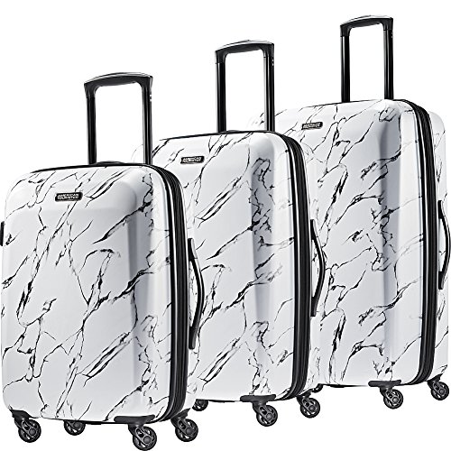 American Tourister Moonlight 3pc Hardside Expandable Spinner Luggage Set- eBags