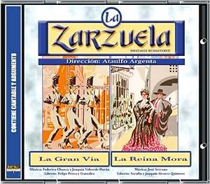 La Zarzuela: La viejecita