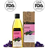 Soulflower Pure and Natural Rosemary Lavender Healthy Hair Oil 100% Pure and Vegan