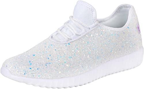 REMY-18 Glitter Fashion Sneakers