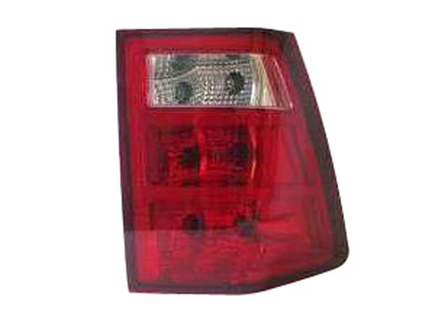 TYC 20-3009-00-9 Toyota Camry CAPA Certified Replacement Left Head Lamp 203009009TYC